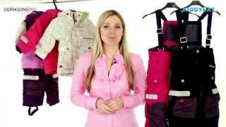 Didriksons детская зимняя одежда - обзор(Обзор детских зимних комплектов, курток и полукомбинезонов Детская одежда Didriksons (Швеция) на Кидидей.ру..., 2013-10-25T07:32:00.000Z)