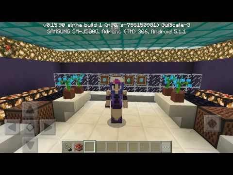 Minecraft PE | Melanie Martinez - Mad Hatter | Yaya Reviews Gaming