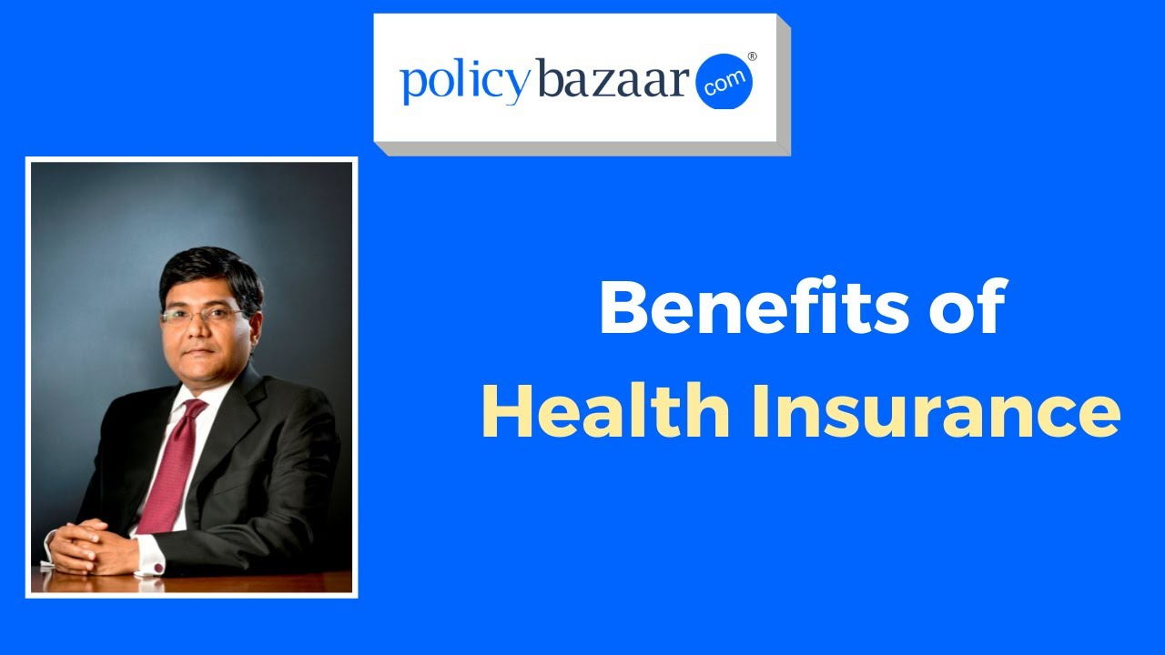Health Insurance First Step Towards Financial Planning in ...