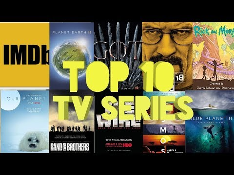 Top 10 Highest Rated TV Series Of All Time. (IMDb Rated)