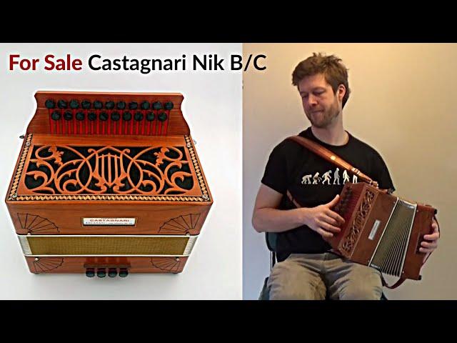 Castagnari Nik B/C   by Accordion Doctor