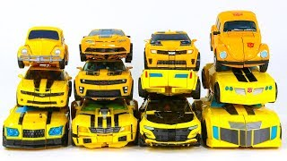 Transformers G1 RID Cyberverse Movie Prime  Generations Bumblebee 12 Car Robot Toys