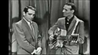 Carl Perkins - Blue Suede Shoes - Perry Como Show -1956