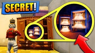 NEW *SECRET* LOOT SPOTS in Fortnite: Battle Royale! (+ LOCATIONS) thumbnail