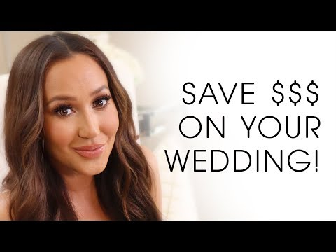 How I Planned my DREAM Wedding | Hi-Low Hacks