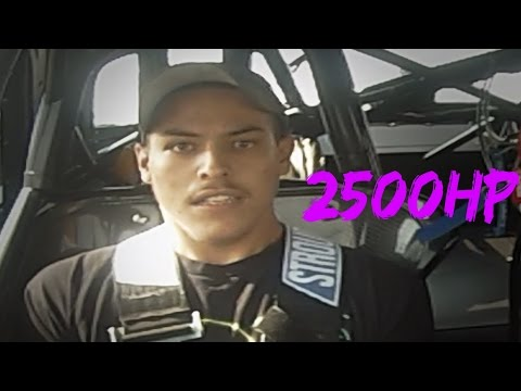 Hilarious Rider Reactions: 2500hp Street Car