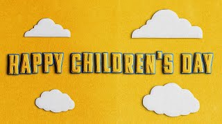 Happy Children's Day!!! - best wishes from Polish kids to Irish kids
