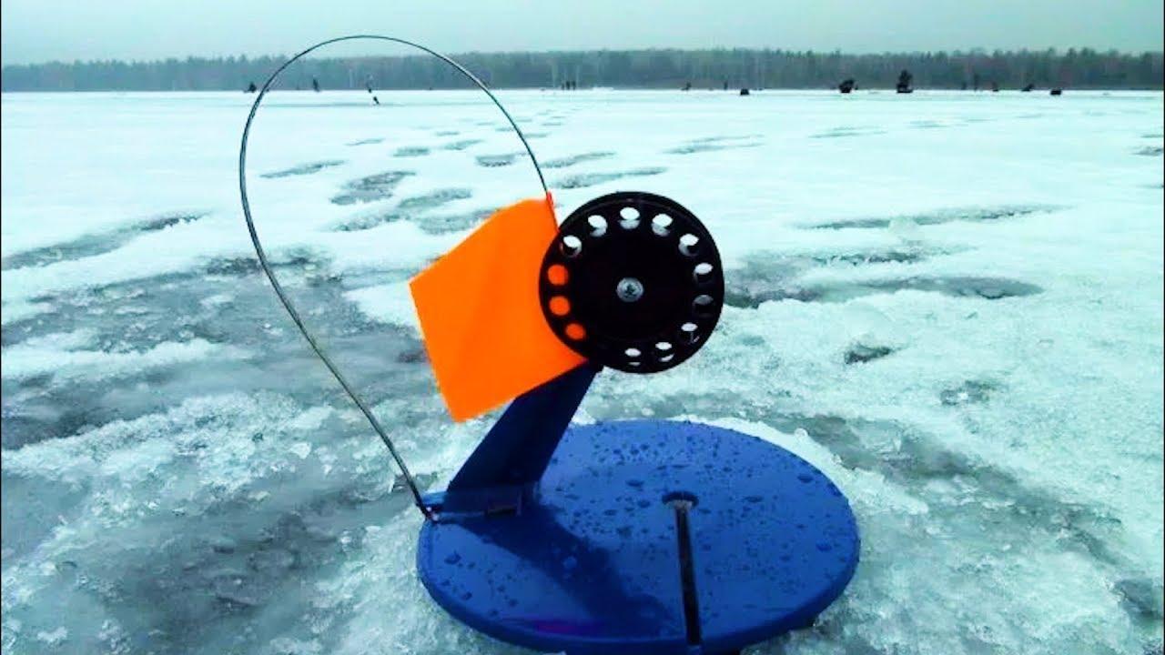Зимняя рыбалка 2019. Жерлицы. Первый лед. Ловля Щуки.