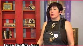 """Linea Graffiti con """"Sport"""" - by Stamperia"""