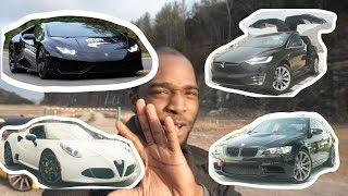 Top 5 Cars I've Driven in 2017 || The Golden Drive