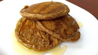 Eggless Banana Oatmeal Pancakes | Kitchen Time with Neha