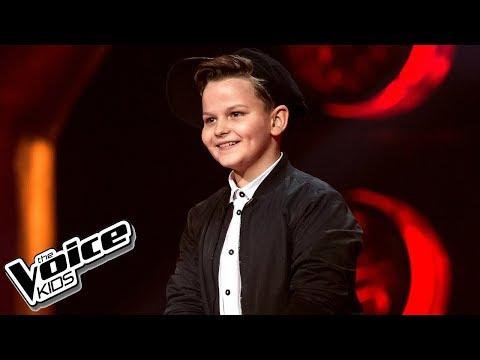 Paweł Szymański - 'I Have Nothing' - Przesłuchania w ciemno - The Voice Kids Poland 2