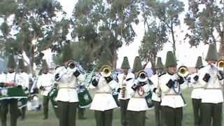 Banda del colegio Jose Ballivian de Viacha_ 2