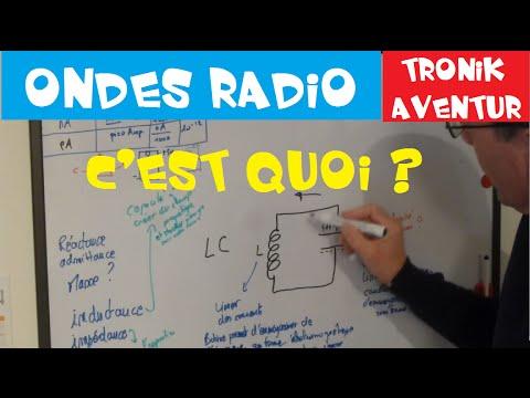 TRONIK AVENTUR 31 - LES ONDES RADIO - L'OSCILLATEUR - ELECTRONIQUE POUR LES NULS