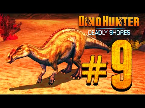 Dino Hunter: Deadly Shores EP: 9 Region 6 KILL ELVIS!!
