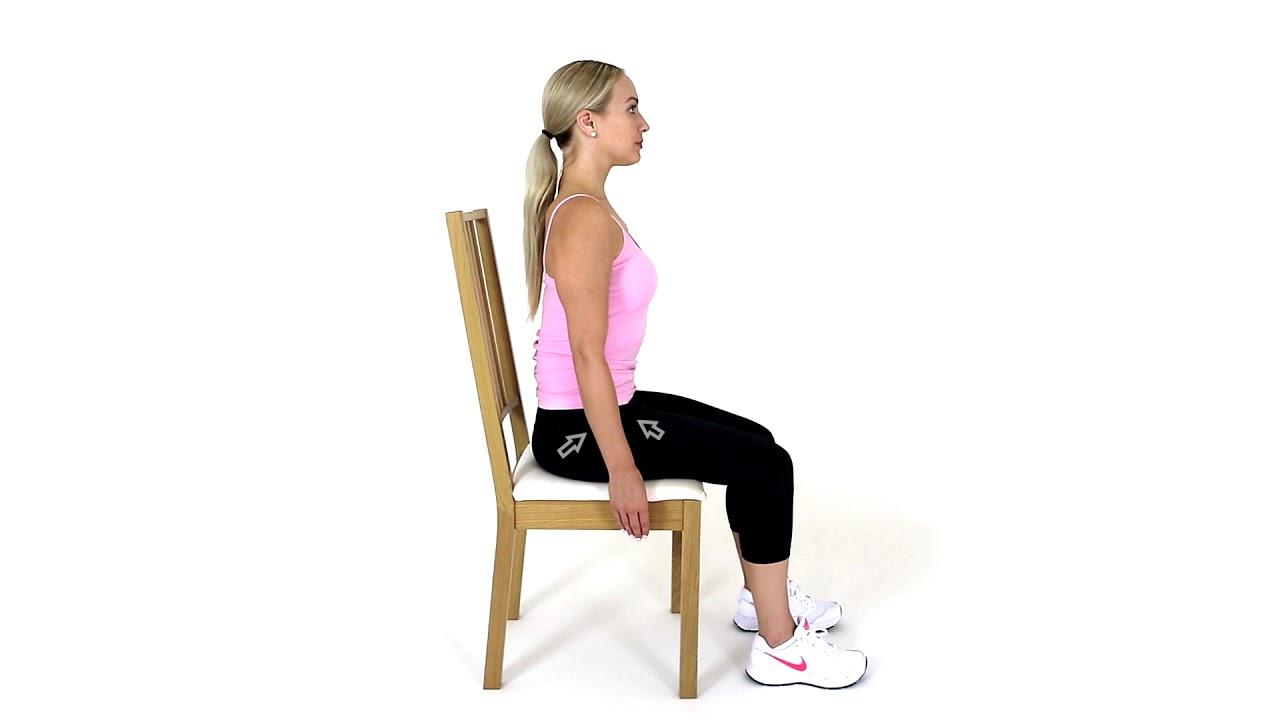 Pelvic Floor Exercises - Identify Your