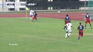 Calenzano-Lanciotto Campi 0-0 Promozione Girone A