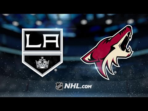 Fischer's game-winner lifts Coyotes to overtime win