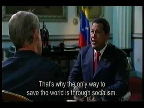 Hugo Chavez BBC HARDtalk Part 1