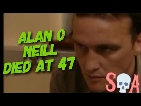 Alan O Neill star of Sons of Anarchy died at 47