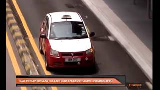 Tidak menguntungkan jika kami guna aplikasi e-hailing - pemandu teksi thumbnail