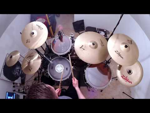 Soundgarden - Rusty Cage (Drum Cover)