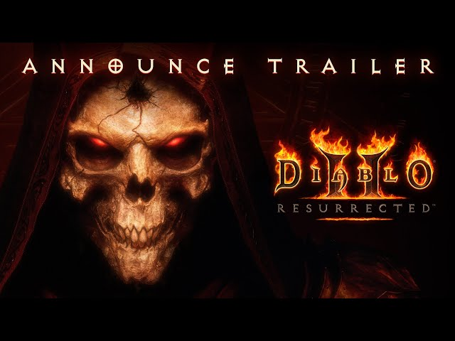 Diablo® II: Resurrected ™ Announce Trailer