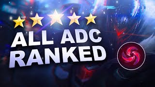 New Best ADCs for Patch 8.14 | ALL ADCs Ranked from Best to Worst for Solo Queue