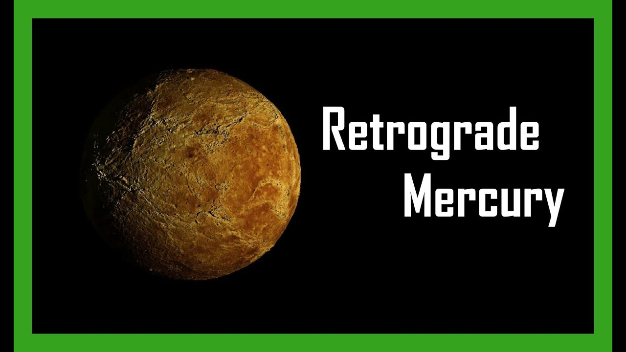 Mercury retrograde in birth chart youtube mercury retrograde in birth chart geenschuldenfo Images