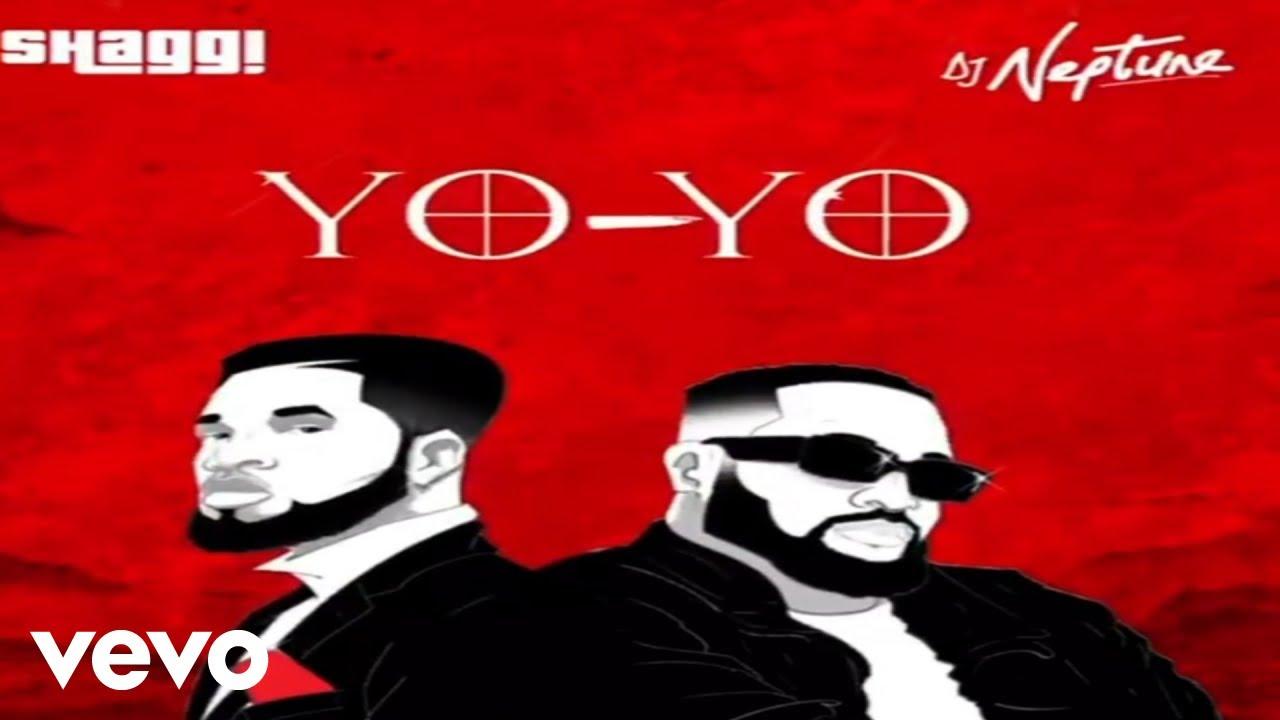 Broda Shaggi, DJ Neptune - Yo-Yo (Lyrics Video)