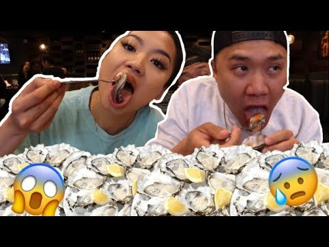 50 OYSTERS IN 1 MINUTE ft Timothy Delaghetto