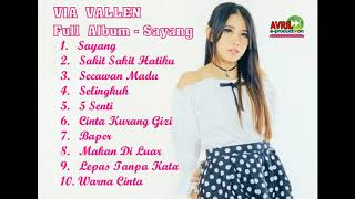 Gambar cover [Full Album] VIA VALLEN, The Best 2017-2018