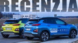 Hyundai Kona Test i recenzja PL 1.6 T GDI 177KM 7DCT 4WD