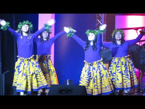 """NHLV Hula Ministry """"Resurrection Day Special"""" (Cover) 4-1-18"""