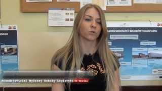 Mosina - technik logistyk - Zespół Szkół
