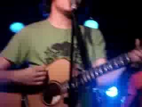 Teddy Geiger Confidence (For You I Will) LIVE!