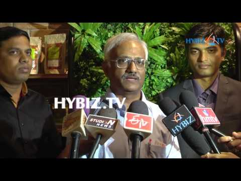 Raghunath Rao | Homi Babha Cancer Hospital Inaugurated Jivati Organic Veg Restaurant