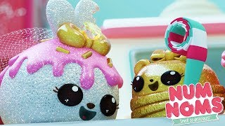 Num Noms | The Delicious Wedding | Num Noms Snackables Compilation | Videos For Kids