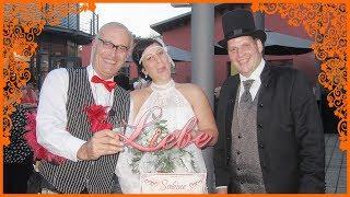 """Comedy-Kellner """"Karl"""" - Hochzeit Sabine&Marco"""