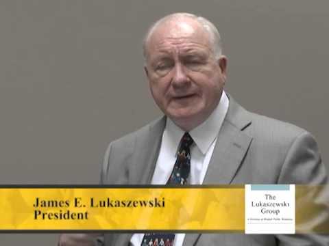 Jim Lukaszewski On The Golden Hour