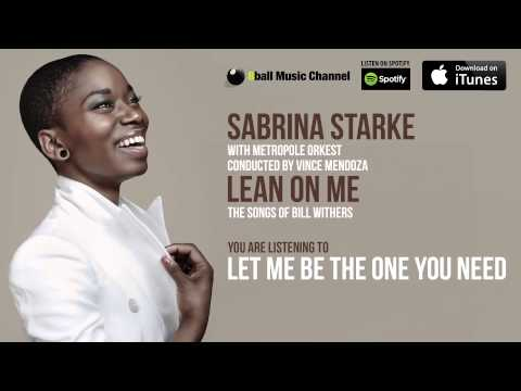 Sabrina Starke - Let Me Be The One You Need (Official Audio)