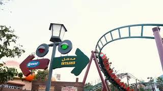 Rides at Motiongate Dubai   Dubai Parks and Resorts