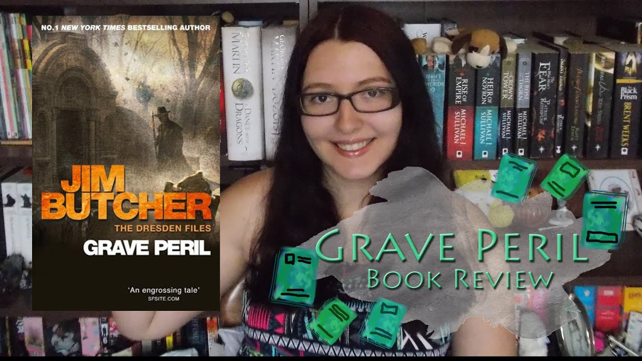 Grave Peril (review) By Jim Butcher