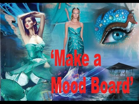 How To Make A Fashionable Mood Board- SMUCT