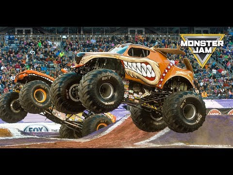 Monster Truck Show 2020.Monster Jam Frankfurt Highlights 2016