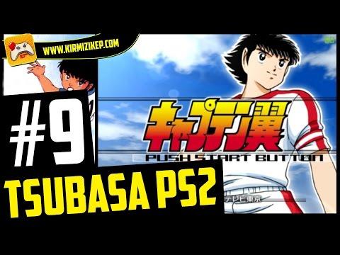 CAPTAIN TSUBASA PS2 OYUNU #9 Dünya Kupası Başlıyor (Türkçe) (1080p60fps)