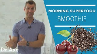 My Morning Superfood Smoothie!