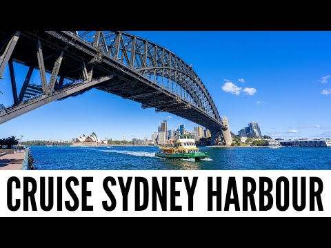 Things to See on a Sydney Harbour and Coastal Cruise - Tour the World TV