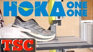 Hoka One One Stinson 3 What's Inside ? Running Sneaker Review