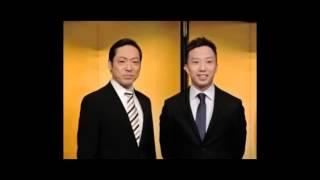 歌舞伎俳優の市川猿之助(38)と市川中車=香川照之=(48)が20...